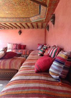 Moroccan Decor: Tour Riad Jardin Secret – Free People Blog | Free People Blog #freepeople