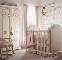 Creating a Feminine Pink and Gold Nursery | House of Jade Interiors Blog