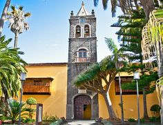 Colonial City of San Cristobal de la Laguna (Tenerife Island)