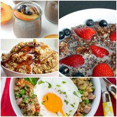 quinoa frühstück reyepte mit quinoa quinoa zubereiten