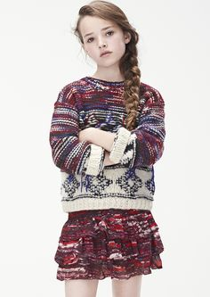 Collection Teens : Isabel Marant pour H&M ! http://www.creativeboysclub.com/wall/creative