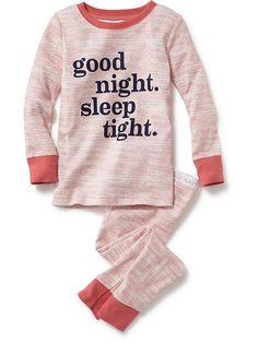 """Good Night Sleep Tight"" Sleep Set for Baby Product Image"