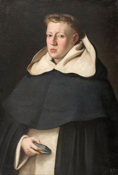 Juan Bautista Maíno - Friar Alonso de Sant Tomàs - Google Art Project - Juan Bautista Maíno — Wikipédia