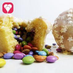 Pinata Muffins backen