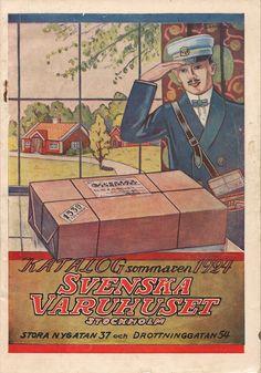 Försök att få tag i kataloger från 1920-talet. Det måste ha varit ett spännande decennium.