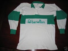 Benetton...I had this exact rugby in the mid 80's