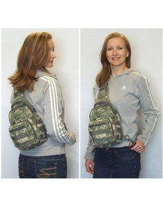 Stage I Sling Bag Premium Small Edc Tactical Pack 900d