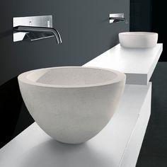 Naoto Fukasawa, Boffi, Stone Sink, Stone Countertops, Design