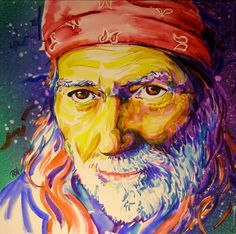 Current Picture Of Willie Nelson | Willie Nelson by RB Anderson