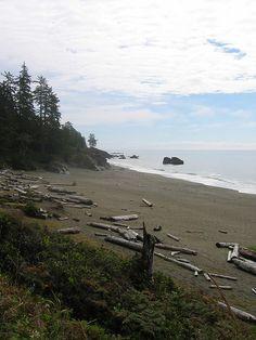 West Coast Trail - Ditidaht Beach Access