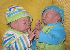 Twins Veera and Väinö 2009