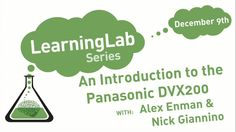 Missed Wednesday's Learning Lab with Alex & Nick on the new Panasonic DVX200? Watch it on our Learning Lab Vimeo Channel. This and other Panasonic products are available to buy or rent here at Rule Boston Camera. Reach out with questions to answers@rule.com or 800-rule-com.