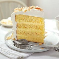 Coconut Cream Cake | MyRecipes.com