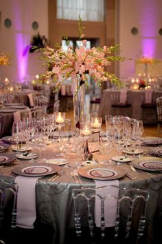 Romantic DC Wedding from Roberts and Co. Events. To see more: http://www.modwedding.com/2014/08/27/romantic-dc-wedding-roberts-co-events-2/ #wedding #weddings #reception