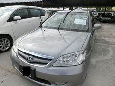2004 Honda Civic 1.7