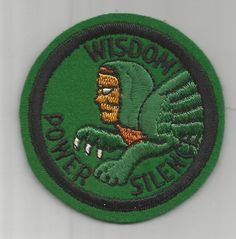 WW 2 US Army 101st Airborne Intelligence S-2 Patch Inv# G502