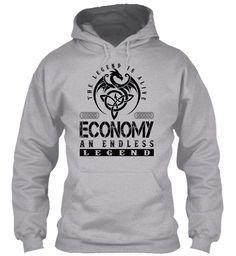 ECONOMY - Legends Alive #Economy