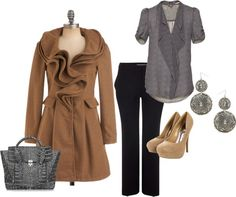 """""""office chic"""" by bradierenee on Polyvore"""