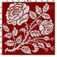 Cross Stitch Tree, Cross Stitch Borders, Cross Stitch Flowers, Cross Stitch Charts, Cross Stitch Designs, Cross Stitching, Cross Stitch Embroidery, Cross Stitch Patterns, Filet Crochet Charts