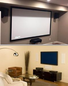 Try this company if you need help with home theater installation. They also handle security systems, networking, structured wiring and home automation.