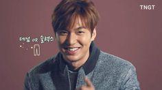 Lee Min Ho for TNGT.