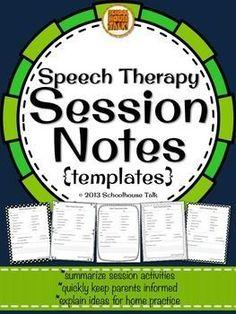 Session data templates, FREE