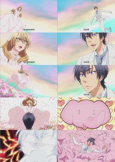 Love Stage Ryouma X Izumi