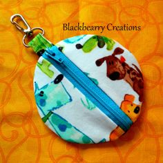 Doggy Love    Earbud Holder    Paci Pod   by BlackbearryCreations, $5.50