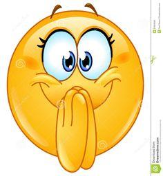 Émoticône Enthousiaste Images stock - Image: 31824594