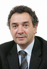 Photo de M. Pierre Jarlier, sénateur du Cantal (Auvergne)