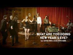 What Are You Doing New Year's Eve? - Postmodern Jukebox ft. Rayvon Owen & Olivia Kuper Harris - YouTube