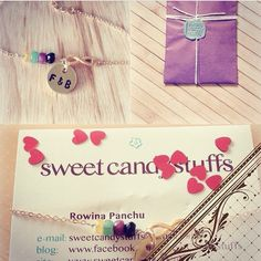 Happy customer #sweetcandystuffs #happy #customer #customorder #bracelets #instafashion #instajewelry #instabracelet #sieraden #handmade #handcrafted #armband #love #thanks