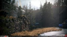 Here's my contributions to Uncharted environments. My role was modeling & scene assembly for a variety of locations but my main area of focus was Scotland designed by Emilia Schatz. Game Design, Zombie Art, Environmental Art, Scotland, Concept Art, Scene, Places, Artwork, Outdoor