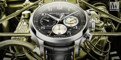 Black and yellow. @baumeetmercier announced a new two-piece collection in tribute to the legendary Capeland #Cobra.