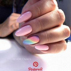 50 Cute Spring Nail Art Designs You Cant Miss Best Acrylic Nails, Acrylic Nail Designs, Stylish Nails, Trendy Nails, Fire Nails, Minimalist Nails, Rainbow Nails, Nagel Gel, Dream Nails