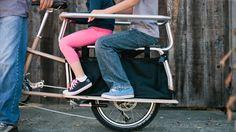 xtracycle kids riding bike stuff