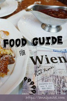 In Wien kann man super gut essen - aber was und wo ist besonders gut und österreichisch? Ich zeige euch Tipps, wo man gut essen gehen kann. #Wien #Vienna #Austria #Österreich #Foodguide #travel #traveltips #itinerary