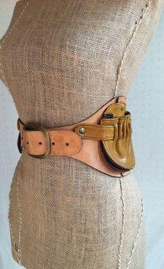 Corset Pocket Belt- Utility Belt on Etsy, Sold