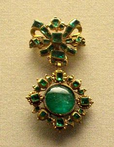 Jewelles of the Inquisition and religions  Confraternieties,Spanish 17th British Museum