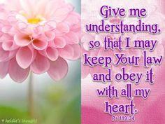 Psalm 119:34