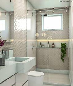 college Bathroom Decor LS Arquitetura on. College Bathroom Decor, Boho Bathroom, Bathroom Design Small, Bathroom Layout, Simple Bathroom, Bathroom Interior Design, Modern Bathroom, Bathroom Organization, Bathroom Ideas