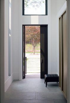 residential resort stairs foyer entry entrance hallways entryway entry ...