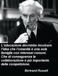 Bertrand Russell dixit
