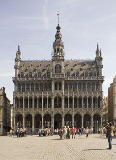 Musée de la Ville de Bruxelles – Maison du Roi, Grand-Place à Bruxelles  / Museum van de Stad Brussel – Broodhuis, Grote Markt in Brussel (photo/foto: A. de Ville de Goyet, SPRB/GOB)