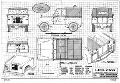 Land Rover Sketches