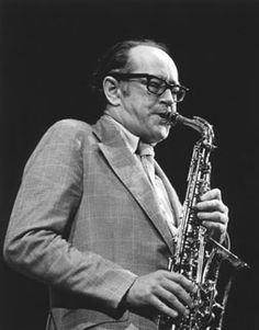My absolute favorite on a sax. He had the sweetest, most mellow tone ever. qb Paul Desmond