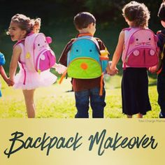If you have children then I am certain their health and well-being is one of your top priorities!  This backpack makeover is going to be extremely beneficial for you & your kiddos!  . However before we even get to the backpack there are 2 Essentials that