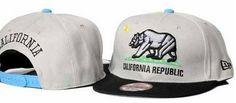 Boné California Republic - Frete Grátis