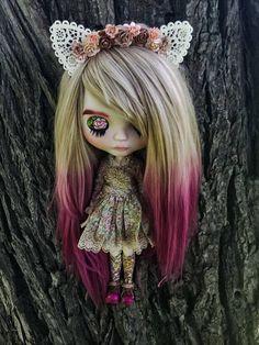 RESERVE  Custom Blythe doll