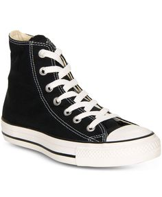 Converse Women's Chuck Taylor Hi Casual Sneakers from Finish Line - Sneakers - Shoes - Macy's